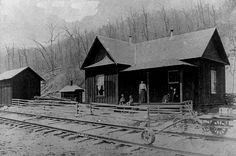 Railroad Section House - Bell County,KY