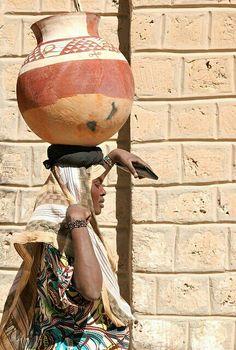 Timbuktu woman