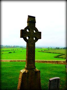 Celtic Cross - Rock of Cashel - County Tipperary, Ireland - Jon Lander ©2016