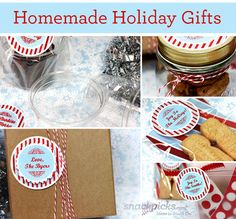 Christmas Cookie Gifts: 5 Gift Wrap Ideas for the Holidays