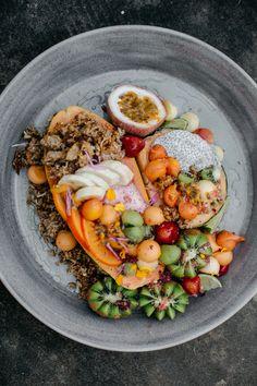 One-Pot Granola & Fruit Salad Bowl