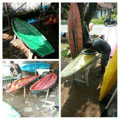 Djurago Kayak Production
