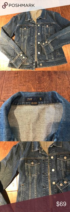 J Crew. Women's size S. Denim Jacket Great condition. Denim jacket. Perfect for Year around wear. J. Crew Jackets & Coats Jean Jackets