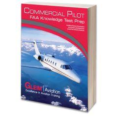 f486a818e79 Gleim - 2019 Commercial Pilot FAA Written Exam Guide
