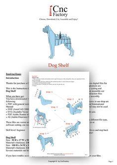 Cat Shelf - Skill level: beginner Size 25 H x 17 W x 6 L cm - Material's thickness: - Size 50 H x 35 W x 12 L cm - Material's thickness: Cat Shelves, Shelving, Plasma Cnc, Cnc Plans, Cnc Router Machine, Laser Cutting Machine, Bone And Joint, Dog Bones, Wooden Puzzles
