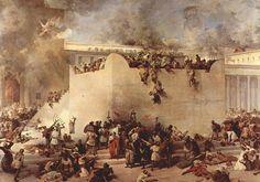 Cada ano que chegamos a Tishá B'Av, lamentamos pela ruína do Templo devido a…