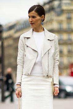 Hanneli Mustaparta - always with great style.