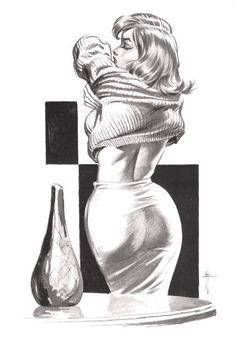 The Golden Age: Frank Frazetta ~ The Midwood Paperback Illustrations Frank Frazetta, Sexy Drawings, Art Drawings, Art Sketches, Comic Kunst, Arte Pop, Pulp Art, Pin Up Art, Comic Books Art