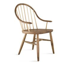 Lancaster Chair                               American black walnut and beech design by Working Hands & Love Song