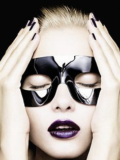 Mask, photo by Ben Hassett Photography