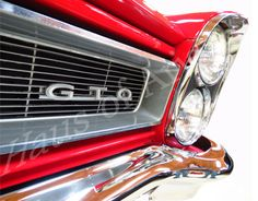 Classic Car Photo Pontiac GTO 8x10 Print by HausofAriella on Etsy, HausofAriella.Etsy.Com