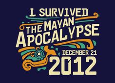 Love the font....  I survived 10 years  July 2014?