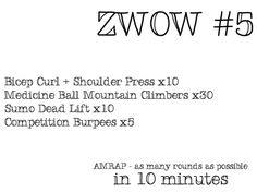 #ZWOW #5 #zuzana