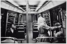 The immigrant, Metro of Paris