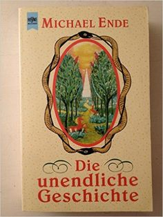 a book that is a story within a story Michael Ende - Die unendliche Geschichte