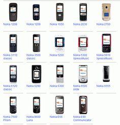 Geçmişte bunlardan hangisi senin telefonundu?