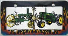 1 , Wall Clock, on a, 'JOHN DEERE, COLLECTOR', Metal Sign, on a, Metal, Flaming, Frame,,4A4.9&29B2.4,,,SHIPPED USPS,,,,,,,,, ASTRODEALS,http://www.amazon.com/dp/B00HFE49C4/ref=cm_sw_r_pi_dp_H49ctb0Q2E6KW3CB