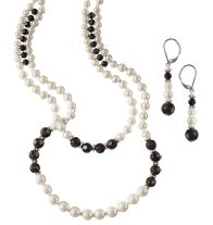Enchanting Evening Necklace and Earring Gift Set.  http://llroberts.avonrepresentative.com