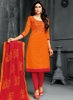 Churidar neck designs have gained huge popularity in recent times. The modern Indian women have become sophisticated and educated being. Salwar Suit Neck Designs, Churidar Designs, Neck Designs For Suits, Dress Neck Designs, Blouse Designs, Dress Design Patterns, Kurti Patterns, Blouse Patterns, Designer Suits Online