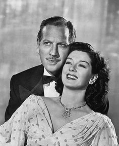 Melvyn Douglas & Rosalind Russell - The Guilt of Janet Ames (1947)