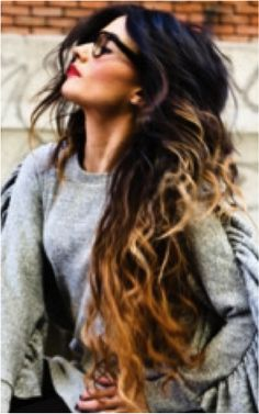 Ombre hair. do this to me