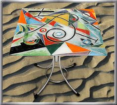 Mosaic Projects, Art Projects, Fused Glass Plates, Stained Glass, Glass Art, Decoupage, Creative, Outdoor Decor, Inspiration