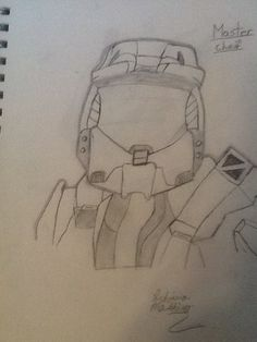 Master Cheif from Halo!