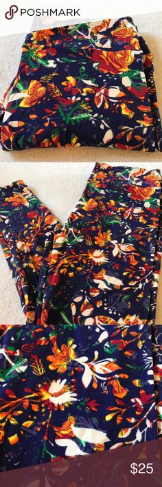 LuLaRoe Tall and Curvy Leggings Nwt LuLaRoe Tall and Curvy leggings new with tags  LuLaRoe leggings do not have attached tags. If you would like a tag sent along please let me know and I will include one.    Bin #10 LuLaRoe Pants Leggings