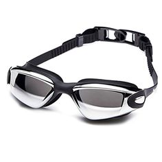 Tinksky 880 Unisex Adult Waterproof Antifog UV Protective Electroplating Swimming Goggles Swim Glasses Black *** Be sure to check out this awesome product.Note:It is affiliate link to Amazon. #instagood