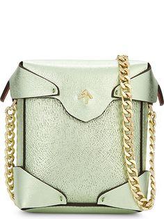 MANU ATELIERManu Micro Pristine leather cross-body bag