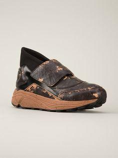 Kktp Velcro Fastening Sneakers - H. Lorenzo - Farfetch.com