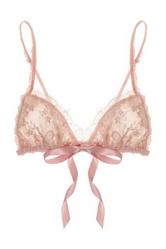 Hanky Panky | Gilded floral-lace soft-cup triangle bra | NET-A-PORTER.COM. I have been waiting for this lace!!!