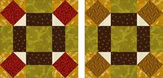 Shoo Fly Quilt Blocks And Quilt Block Patterns On Pinterest