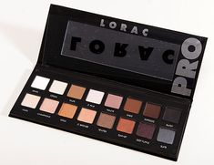 Lorac Pro Palette, got this for Christmas, totally loving it.