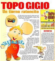 Cabito - Mundo Comic - Topo Gigio
