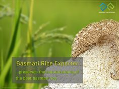 At Alobha Exim, #BasmatiRice is completely processed in a hygienic environment to get pure and unadulterated rice. https://goo.gl/dFV2sg