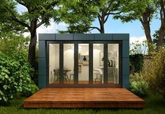 Instant Home Solutions offers high quality, affordable kit homes and portable housing solutions. All solutions are certified to Australian standards. Granny Flat, Kit Homes, Floor Plans, Places, Outdoor Decor, Design, Home Decor, Decoration Home, Room Decor