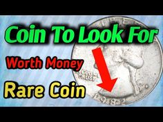 Super Rare Coin Not Seen Before! Find Pocket To Look For This Washington Quarter That Worth Money Rare Coins Worth Money, Valuable Coins, Coin Worth, Coin Values, Old Coins, Weird World, Money Management, Washington, That Look