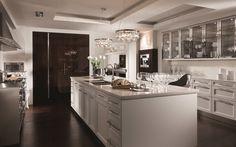 SieMatic BeauxArts.02 - Stijlvolle elegantie met Amerikaanse glamour - Jamais un Design traditionnel n'a été aussi moderne - www.siematic.be