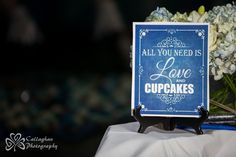 All you need is love and cupcakes!