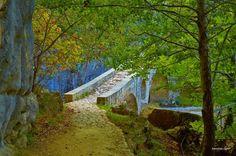 Venetikos river, branch of Aliakmon river, Grevena, GREECE. Ένας από τους ωραιότερους ποταμούς της Ελλάδας βρίσκεται στα Γρεβενά! Greece Travel, Rivers, Bridges, Lakes, Greek, Country Roads, Nature, Naturaleza, Greece Vacation