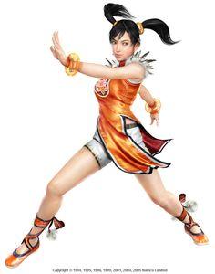 Ling Xiaoyu (3) - Origin: Tekken 3