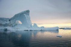 Ilulissat-Eisfjord Ilulissat, Grönland