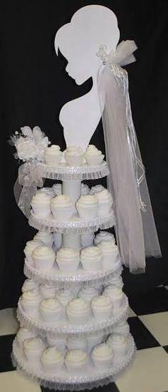 Image result for cupcakes para bodas