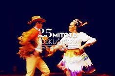 #25MITOTE Una semana entera para celebrar juntos el orgullo de ser mexicanos! Nos vemos para el arranque del MITOTE FOLKLÓRICO a las 18:30h en el Escenario al Aire Libre del Teatro de la Ciudad Monterrey! #EstoEsCONARTE