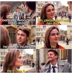 LOL!! I love Booth!