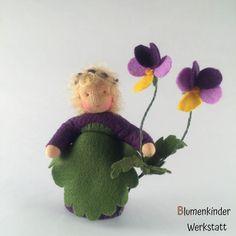 Blumenkinderwerkstatt Hornveilchen