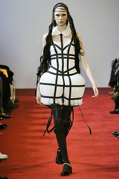 Comme des Garçons   Fall 2008 Ready-to-Wear Collection   Style.com