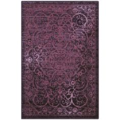 You'll love the Landen Purple Area Rug at Wayfair - Great Deals on all Rugs products with Free Shipping on most stuff, even the big stuff.