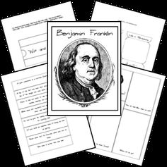 Download a free Benjamin Franklin lapbook at Homeschool Share. Find more free homeschool lapbooks here!